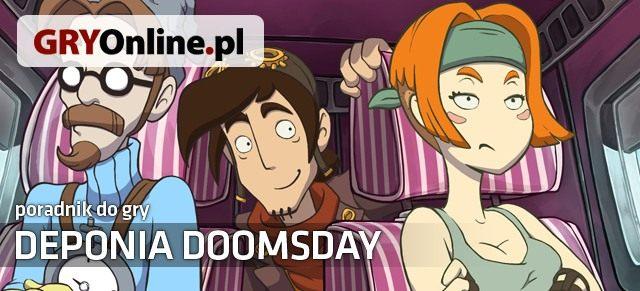 Deponia Doomsday (2016) Poradnik