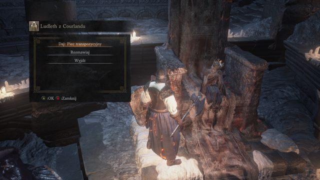 Transponowanie to zużycie specjalnych dusz (głównie dusz bossów) i ich wymiana na cenne przedmioty - Jak tworzyć przedmioty z dusz bossów? - Pytania i odpowiedzi - Dark Souls III - poradnik do gry