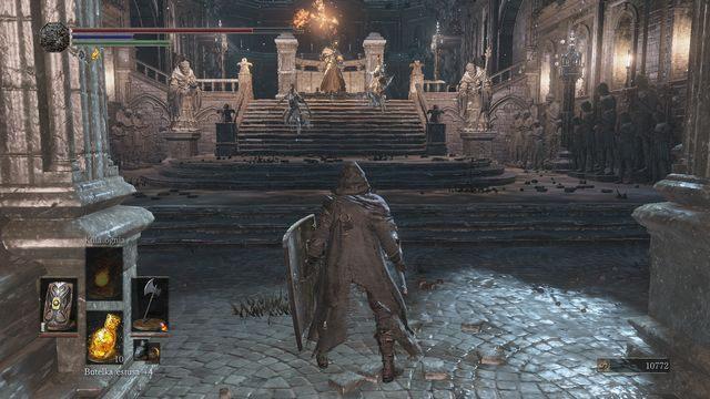 Dobrym miejscem w Irithyll w Mroźnej Dolinie są okolice Kościoła Yorshki - Gdzie szybko zdobywać dusze? - Pytania i odpowiedzi - Dark Souls III - poradnik do gry