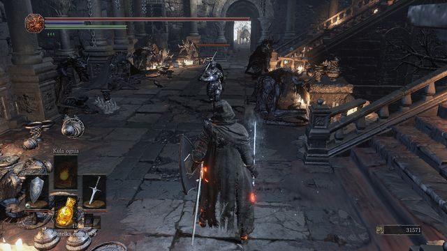 Udaj się do ogniska Mauzoleum Smoczego Rodu - Gdzie szybko zdobywać dusze? - Pytania i odpowiedzi - Dark Souls III - poradnik do gry