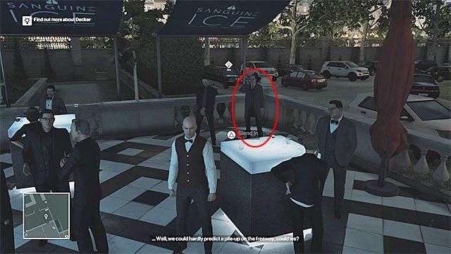 Miejsce pobytu Deckera - Zamordowanie Viktora Novikova | Paryż - The Showstopper - Hitman - poradnik do gry