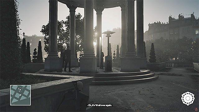 Podrzuć ładunek wybuchowy do miejsca, w którym odbywa się spotkanie - Zamordowanie Viktora Novikova | Paryż - The Showstopper - Hitman - poradnik do gry