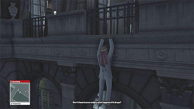 Możesz zaczaić się na Dalię na strychu w pobliżu jej prywatnej kwatery - Zamordowanie Dalii Margolis | Paryż - The Showstopper - Hitman - poradnik do gry