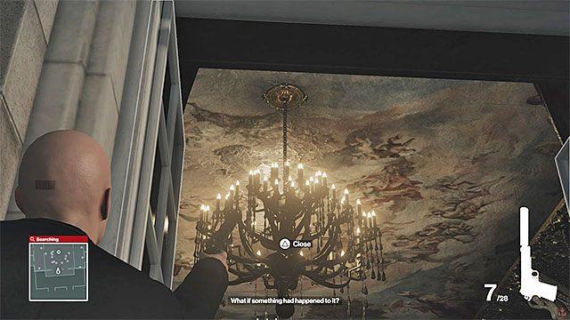 Pozostań na balkoniku - Zamordowanie Dalii Margolis | Paryż - The Showstopper - Hitman - poradnik do gry
