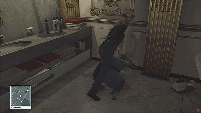 Zamorduj Dalię gdy dotrze ona do łazienki swojego apartamentu - Zamordowanie Dalii Margolis | Paryż - The Showstopper - Hitman - poradnik do gry