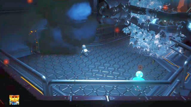 Czeka cię kolejna ucieczka przed znanym ci wrogiem - tym razem jednak jego ataki będą szybsze i częstsze - Planeta Veldin - Opis przejścia - Ratchet & Clank - poradnik do gry