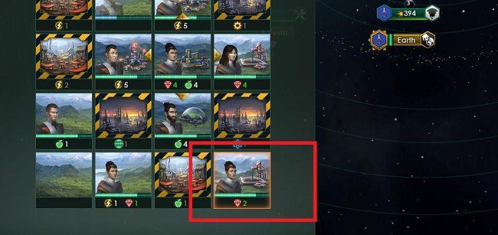 Wraz z ukończeniem budowy na obrazku sektora pojawił się budynek kopalni, a poprzedni profit został zamieniony na zysk z wydobycia minerałów - Zajmowanie układów i kolonizacja planet   Dobry start w Stellaris - Stellaris - poradnik do gry