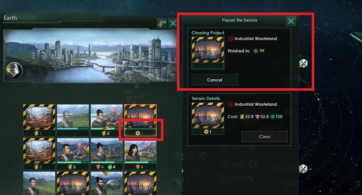 Zwróć uwagę na powyższy obrazek - Zajmowanie układów i kolonizacja planet   Dobry start w Stellaris - Stellaris - poradnik do gry