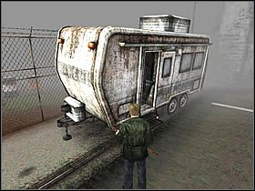 1 - Południowe Silent Hill - Silent Hill 2 - poradnik do gry