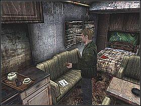 2 - Południowe Silent Hill - Silent Hill 2 - poradnik do gry
