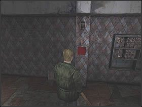 Na [Drugim Piętrze] skręć w prawo i udaj się do Pokoju [205] - Wood Side Apartment - Część 1 - Silent Hill 2 - poradnik do gry