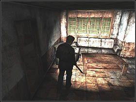 2 - Wood Side Apartment - Część 1 - Silent Hill 2 - poradnik do gry