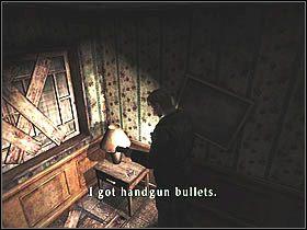 3 - Wood Side Apartment - Część 1 - Silent Hill 2 - poradnik do gry