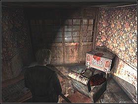 Udaj się do pokoju [202] , który otworzysz za pomocą nowego nabytku - Wood Side Apartment - Część 2 - Silent Hill 2 - poradnik do gry
