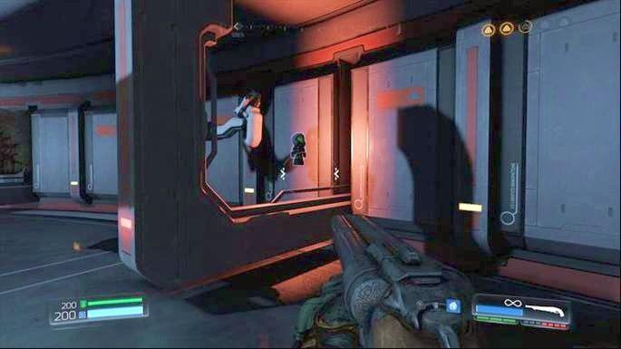 Możesz go użyć, żeby odblokować drugą figurkę (Pan Toksyczny) - Laboratoria Lazarus | Opis przejścia - Doom - poradnik do gry