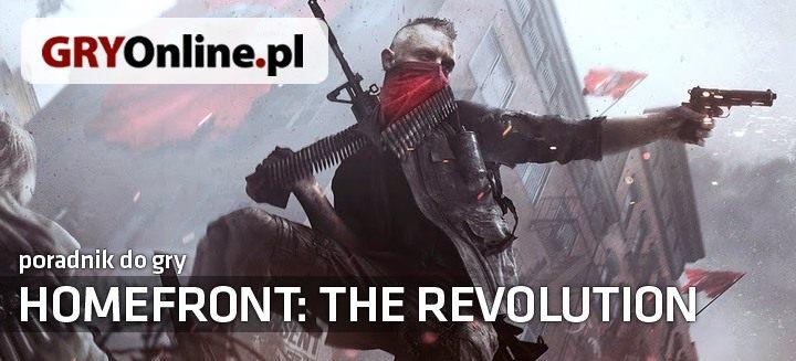 Homefront: The Revolution (2016) Poradnik