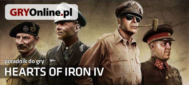 Hearts of Iron IV (2016) Poradnik