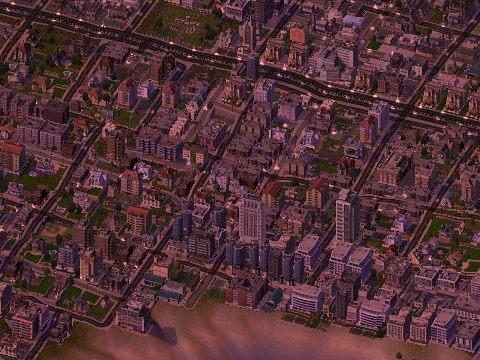 To główna część rozgrywki - Miasto - SimCity 4 - poradnik do gry