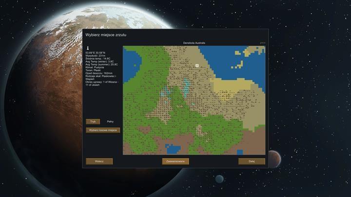 Warto wybrać miejsce, które będzie przyjazne i bezpieczne dla kolonistów - Wybór początkowej lokacji - Podstawy rozgrywki - RimWorld - poradnik do gry