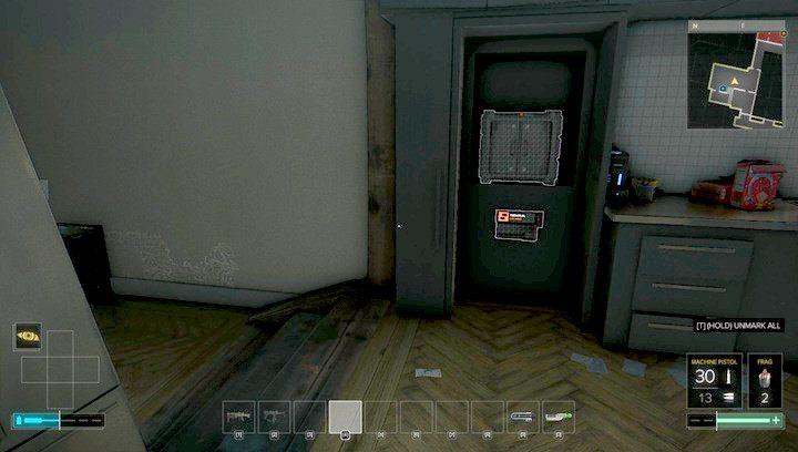Sejf u sąsiada Jensena w mieszkaniu poniżej - Bronie (opis i lokalizacje) - Zestawienia - Deus Ex: Rozłam Ludzkości - poradnik do gry