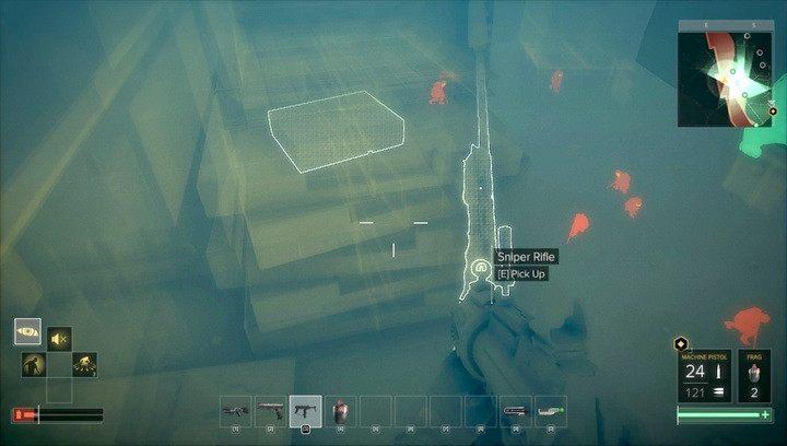 Karabin snajperski na balkonie w Dubaju - Bronie (opis i lokalizacje) - Zestawienia - Deus Ex: Rozłam Ludzkości - poradnik do gry