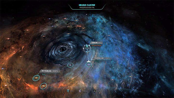 Układ Onaon nie był wcześniej dostępny - Ścieżka nadziei (A Trail of Hope) | Operacje priorytetowe - Mass Effect: Andromeda - poradnik do gry