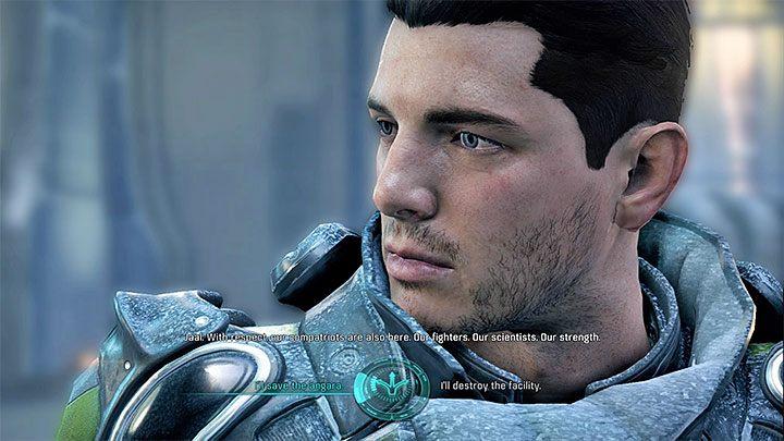 Możesz zniszczyć placówkę kettów lub ją pozostawić nienaruszoną - Ścieżka nadziei (A Trail of Hope) | Operacje priorytetowe - Mass Effect: Andromeda - poradnik do gry