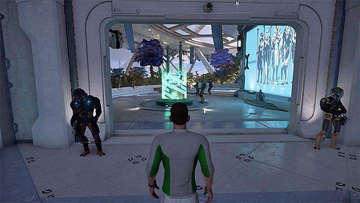 Uwaga - Od tego momentu możesz odwiedzać niedostępne wcześniej obszary na planecie Aya - Ścieżka nadziei (A Trail of Hope) | Operacje priorytetowe - Mass Effect: Andromeda - poradnik do gry