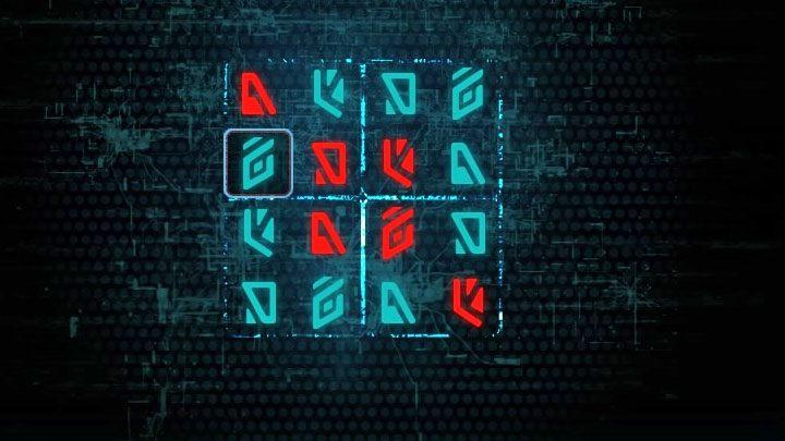 Po tym jak oczyścisz okolicę uaktywnij skaner i wykorzystaj widoczne dzięki niemu żółte połączenia by zlokalizować w okolicy dwa glify - Pomoc naukowcom z Havarl (Helping Havarls Scientists) | Operacje priorytetowe - Mass Effect: Andromeda - poradnik do gry