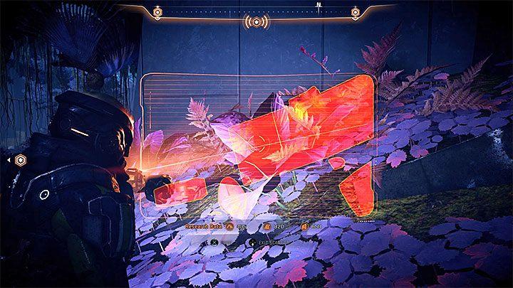 Przykładowe szczątki Natanusa - Zadania dodatkowe | Havarl | Zadania w Helejosie - Mass Effect: Andromeda - poradnik do gry