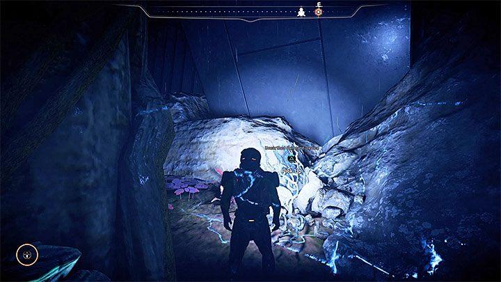 Przykładowe urządzenie Porzuconych - Zadania dodatkowe | Havarl | Zadania w Helejosie - Mass Effect: Andromeda - poradnik do gry
