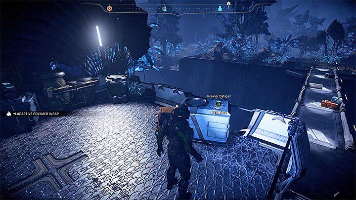 Przykładowy datapad Roekaarów - Zadania dodatkowe | Havarl | Zadania w Helejosie - Mass Effect: Andromeda - poradnik do gry