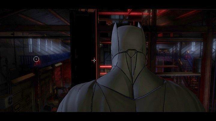 W toku śledztwa okaże się, że w magazynie powinna być jeszcze jedna osoba - Chapter 4 - Worlds Greatest Detective | Realm of Shadows - Batman: The Telltale Games Series - poradnik do gry
