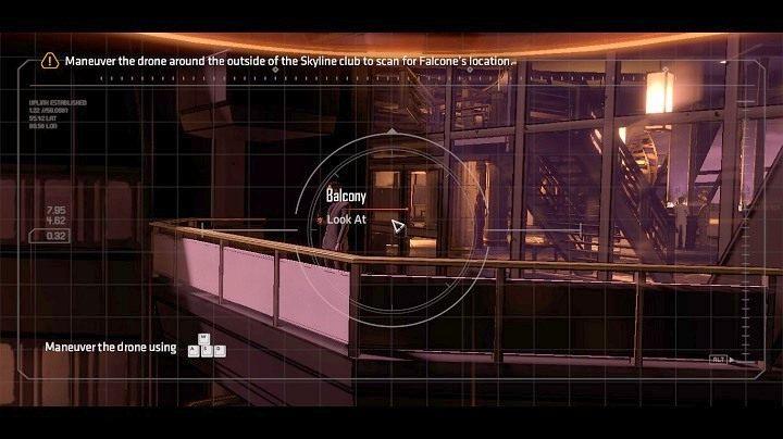 Gdy uzyskujesz kontrolę nad urządzeniem możesz zobaczyć powyższy widok - Chapter 5 - Room with a View | Realm of Shadows - Batman: The Telltale Games Series - poradnik do gry