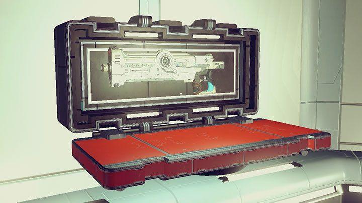 Narzędzie znalezione w placówce - Multinarzędzie | Ulepszanie statków i ekwipunku - No Mans Sky - poradnik do gry