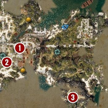 1 - The Collar | Fort Joy - Divinity: Original Sin II - poradnik do gry