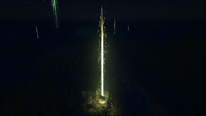Żółty zrzut otworzymy na 45 poziomie - Rodzaje zrzutów | Mapa świata, zrzuty i bossowie - ARK: Survival Evolved - poradnik do gry