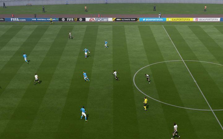 1 - Podania - Podstawowe zagrania - FIFA 17 - poradnik do gry