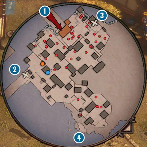 Pierwsze zadanie jest pełnoprawną misją fabularną, będąc jednocześnie samouczkiem podstaw gry oraz możliwości dwóch głównych bohaterów - Misja 1 - Zamek Osaka - Shadow Tactics: Blades of the Shogun - poradnik do gry