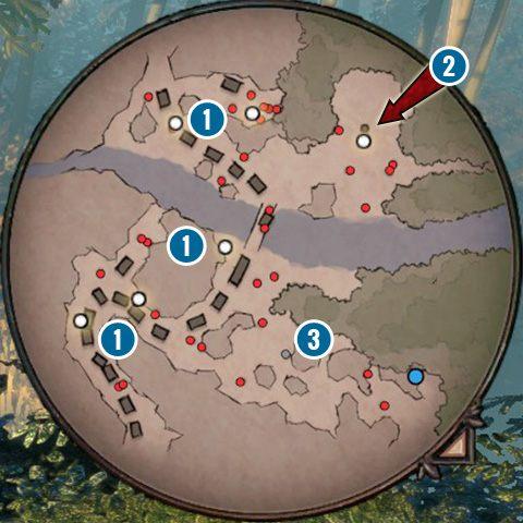 Hayato otrzymał zlecenie zatrzymania i zniszczenia konwoju - Misja 2 - Trakt Nakasendo - Shadow Tactics: Blades of the Shogun - poradnik do gry