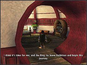 1 - Część 6 - The Shire - Władca Pierścieni: Drużyna Pierścienia - poradnik do gry