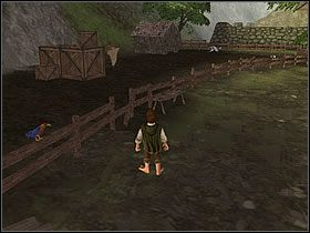 2 - Część 4 - The Shire - Władca Pierścieni: Drużyna Pierścienia - poradnik do gry