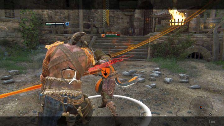 Obszarowy atak Drengra jest niemożliwy do zablokowania. - Drengr (Raider) - For Honor - poradnik do gry
