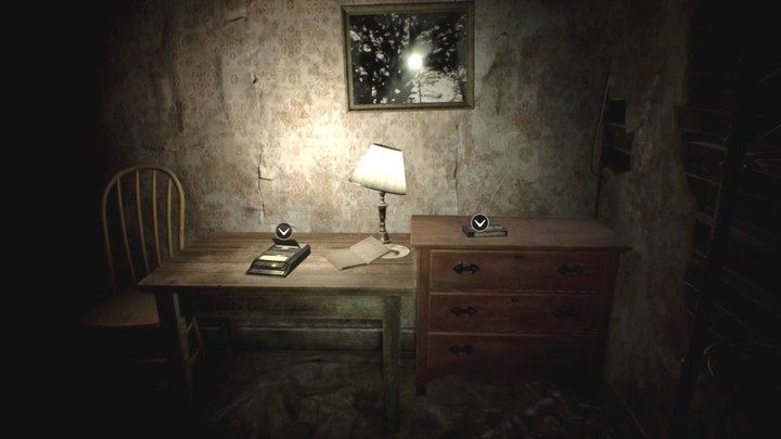 Zabierz kasetę VHS ze sobą i użyj odtwarzacza, by zapisać postępy - Pensjonat (Guest house) - Resident Evil VII: Biohazard - poradnik do gry