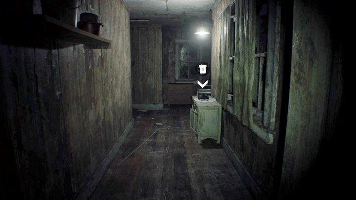 Podnieś słuchawkę telefonu - to dziewczyna o imieniu Zoe - Pensjonat (Guest house) - Resident Evil VII: Biohazard - poradnik do gry