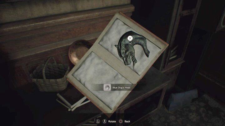 Drugą głowę odnajdziesz w Pokoju rekreacyjnym na piętrze - Główny hall - Resident Evil VII: Biohazard - poradnik do gry