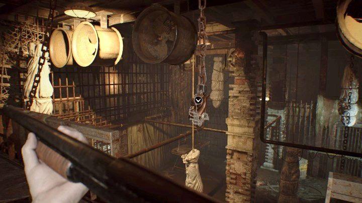Przejdź do pomieszczenia Prosektorium (Dissection Room) i kolejno Kostnicy (Morgue) - Piwnica - Resident Evil VII: Biohazard - poradnik do gry
