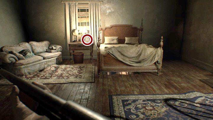 Główna Sypialnia I Pokój Dziecięcy Solucja Resident Evil