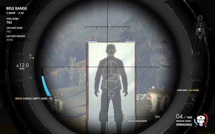 Strzelnica to dobre miejsce, by przetestować swoje umiejętności - Poziomy trudności - Sniper Elite 4 - poradnik do gry