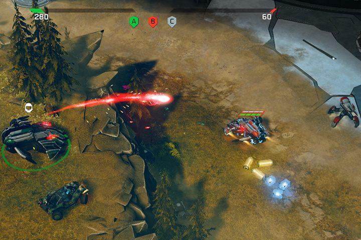 Jeśli chcesz wykonać cele opcjonalne, to czeka cię małe wyzwanie - Misja 3: Wyniesienie - Halo Wars 2 - poradnik do gry